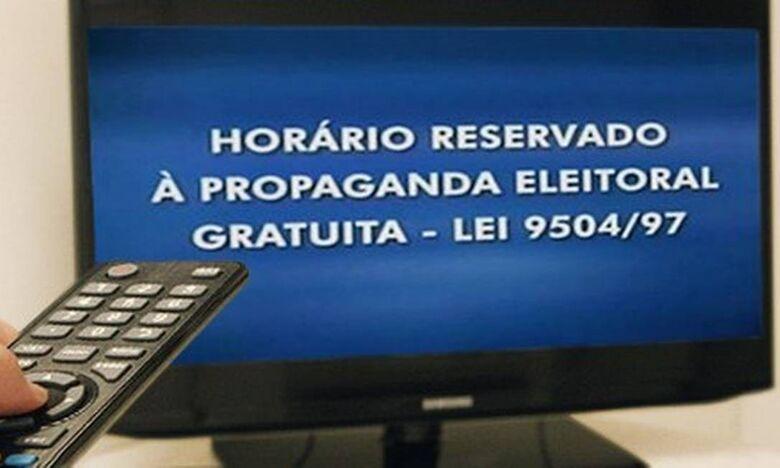 Termina amanhã a propaganda eleitoral gratuita no rádio e TV - Crédito: Arquivo