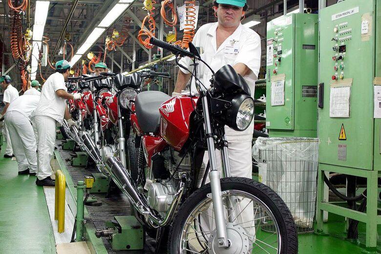 Indústria cresce em nove locais pesquisados pelo IBGE em agosto - Crédito: Arquivo