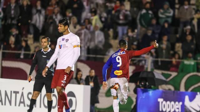 No turno, o Paraná venceu por 2 a 1 - Crédito: Divulgação