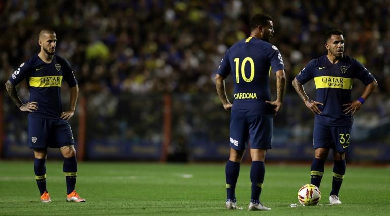 Superfinal de tirar o fôlego: Boca x River pelo título da Libertadores - Crédito: AFP / ALEJANDRO PAGNI