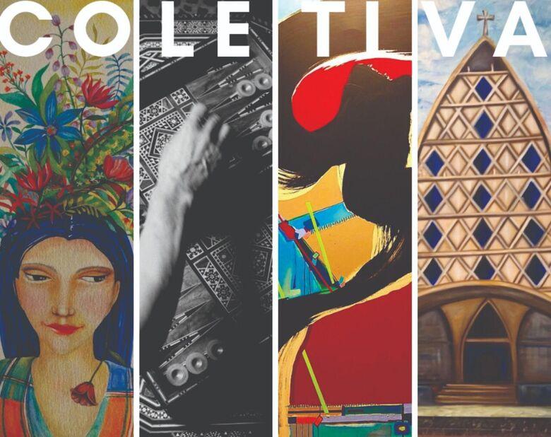 Exposição de arte reúne personalidades em homenagem a imigração libanesa - Crédito: Divulgação