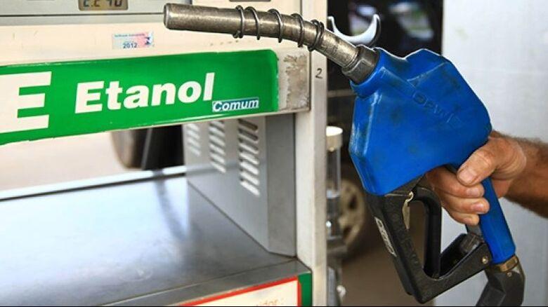 Consumo de etanol hidratado cresceu 48,7% em Mato Grosso do Sul - Crédito: Arquivo