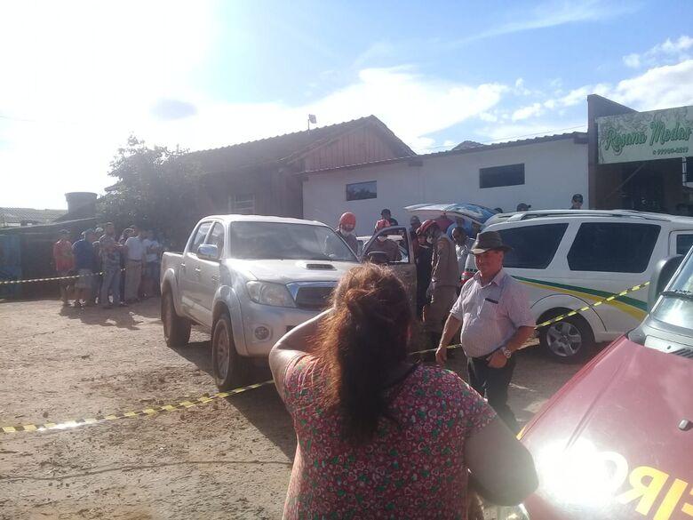 Pecuarista é executado à luz do dia em Amambai -