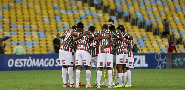 Em crise, Flu encara Atlético-PR por vaga na final da Sul-Americana - Crédito: Lucas Merçon/Fluminense