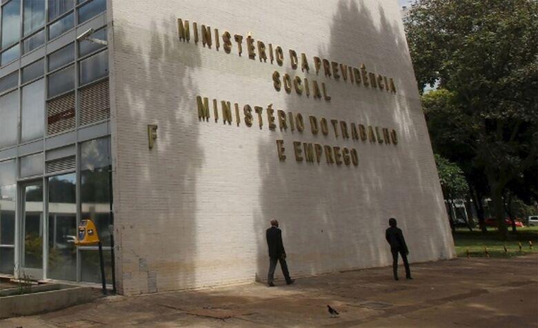 Ministério do Trabalho será incorporado a outra área, diz Bolsonaro - Crédito: Arquivo