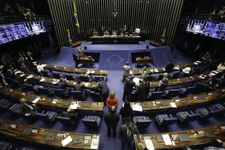 Senado aprova reajuste para ministros do STF - Crédito: Arquivo