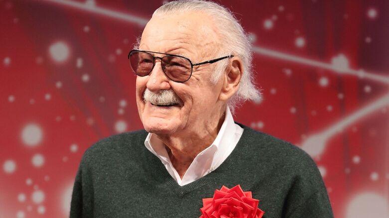 Morre Stan Lee, aos 95 anos, o criador de grandes heróis do universo Marvel - Crédito: Masatoshi Okauchi/REX/Shutterstock