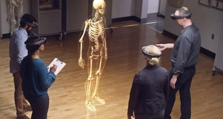 Taiwan lança primeira aula de anatomia de realidade virtual - Crédito: Divulgação