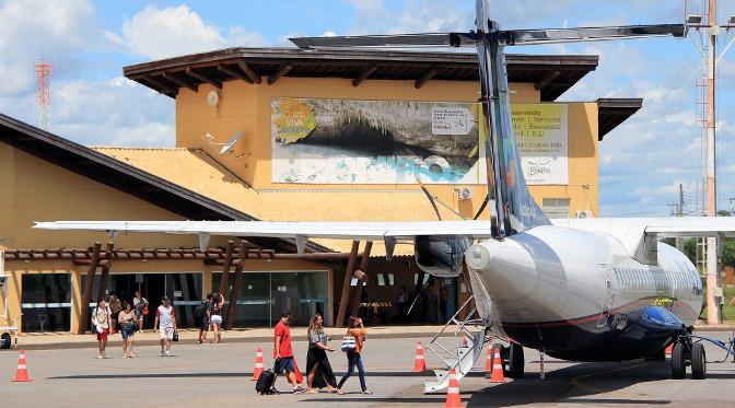 Aumento de frequência e novos voos conectam MS a principais destinos do País - Crédito: Edemir Rodrigues