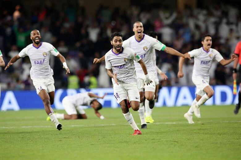 Al Ain vence River Plate nos pênaltis e vai à final do Mundial de Clubes - Crédito: Mahmoud KHALED