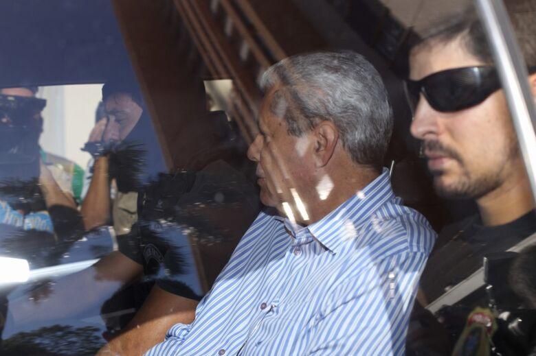 Após 5 meses detidos, Puccinelli e filho são soltos pelo STJ - Crédito: Arquivo