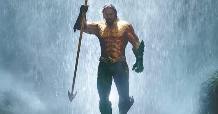 Aquaman é a estreia dessa semana no cinema de Dourados - Crédito: Divulgação