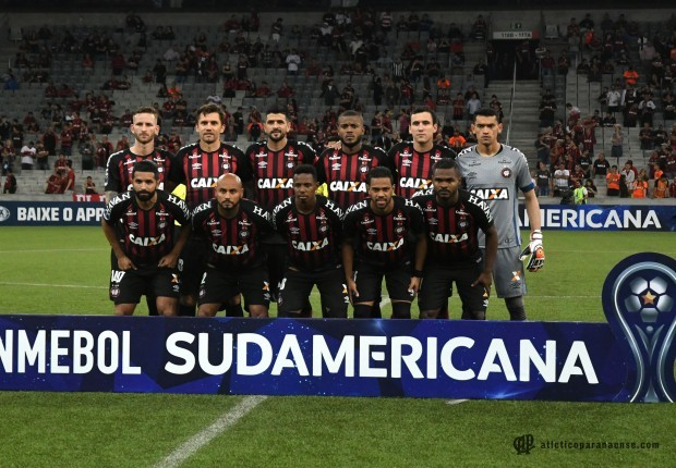 Atlético-PR joga por vitória em casa para ser campeão continental - Crédito: Divulgação/Atlético Paranaense
