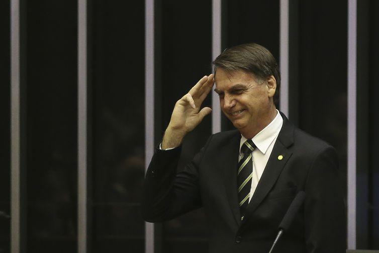 Bolsonaro faz primeira reunião ministerial com equipe completa dia 19 - Crédito: Jose Cruz/Agência Brasil
