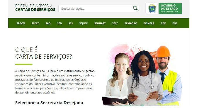 Governo lança Portal que simplifica consulta de serviços ofertados ao cidadão - Crédito: Divulgação