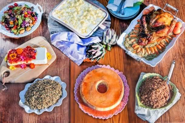 No Natal cada família tem um prato especial, aquele que aquece o coração - Crédito: Arquivo