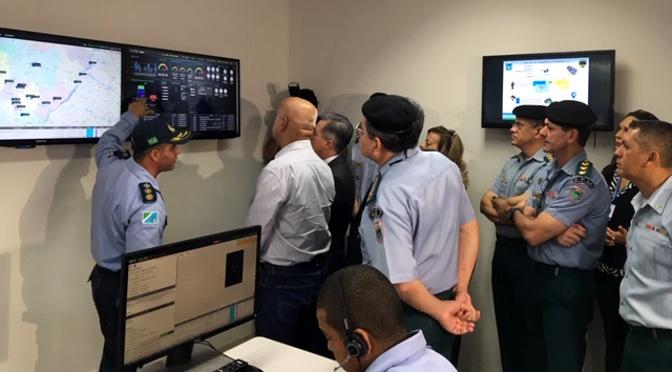 Estado combate crime organizado na fronteira com sistema de controle rodoviário em tempo real - Crédito: Regiane Ribeiro