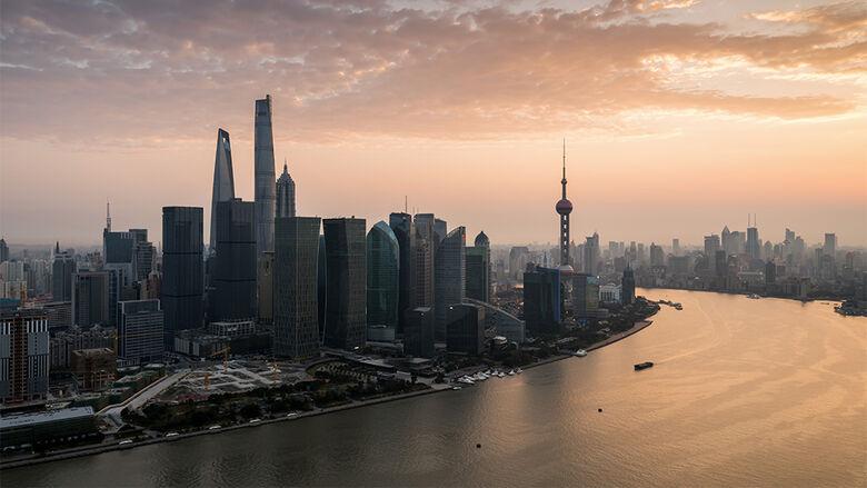 Como a China está se tornando uma potência por reconstruir o mundo - Crédito: Arquivo