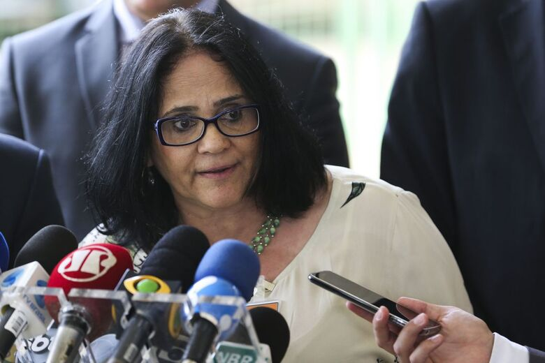 Damares assumirá Ministério da Mulher, Família e Direitos Humanos - Crédito: Valter Campanato/Agência Brasil