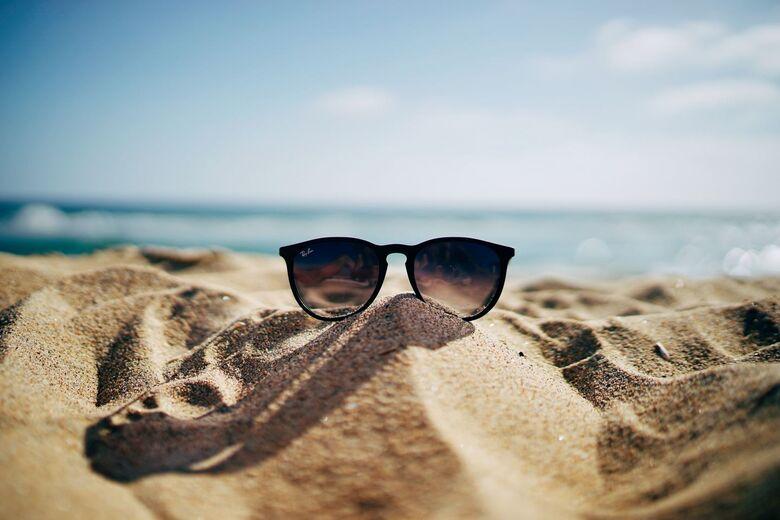 Alimentação pode minimizar os efeitos nocivos do sol aos olhos - Crédito: Photo by Ethan Robertson on Unsplash