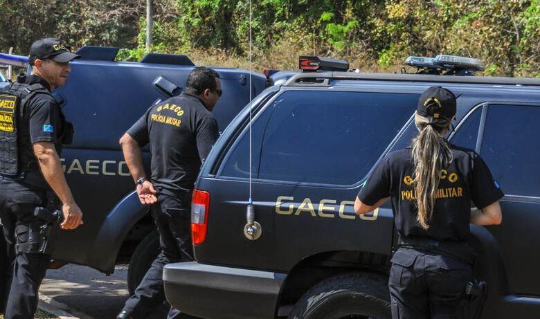As ações contam com o apoio das polícias Militar e Civil. - Crédito: Reprodução