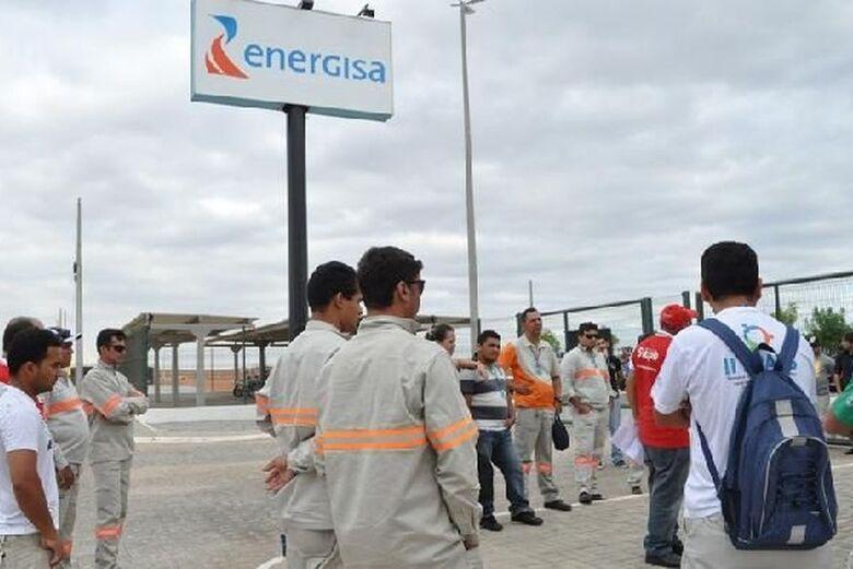 Sem aumento salarial, funcionários da Energisa-MS ameaçam entrar em greve - Crédito: Dayana Lucas