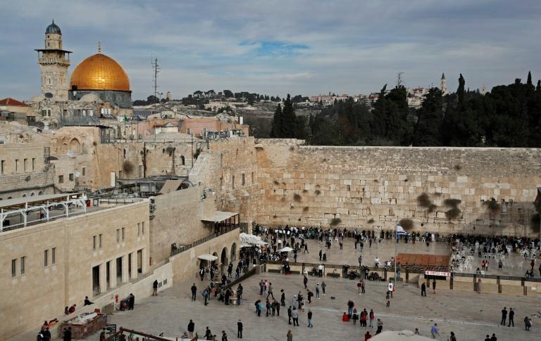 Liga Árabe interpela Brasil e Austrália sobre Jerusalém - Crédito: Thomas Coex/AFP