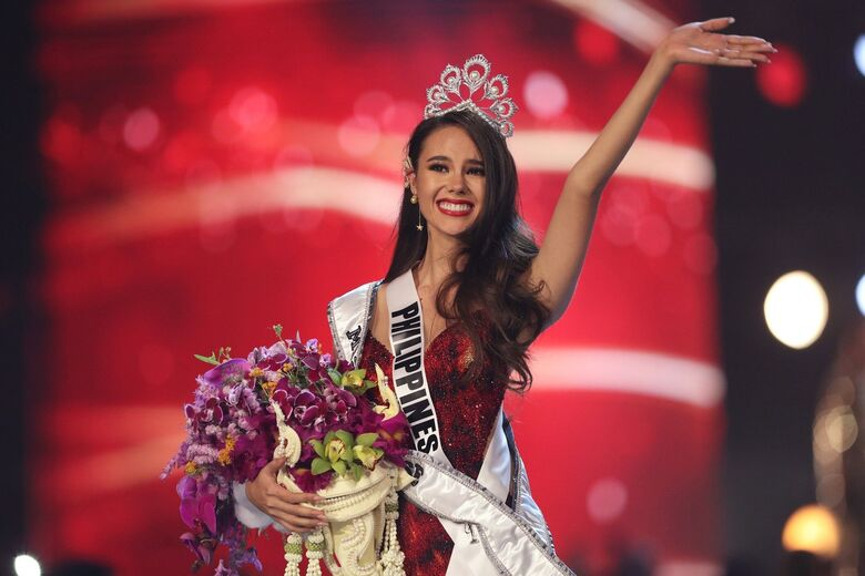 Filipina Catriona Gray é eleita Miss Universo 2018 - Crédito: Athit Perawongmetha/Reuters