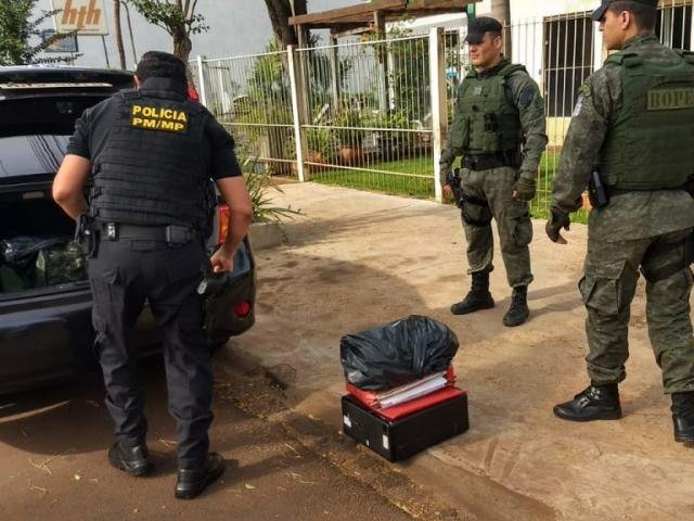 Segunda fase da Operação Pregão prende ex-contador da Prefeitura e esposa -