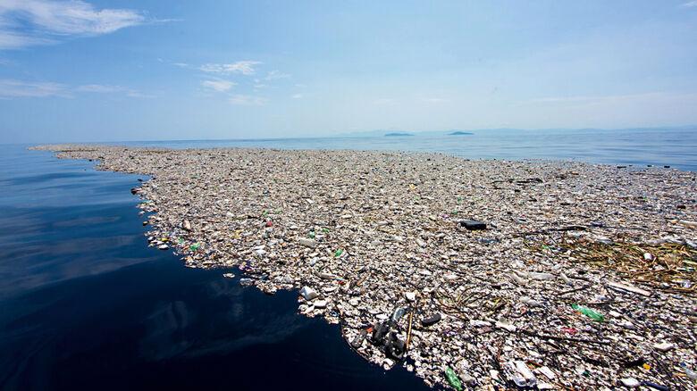 Cientistas chineses alertam para grande presença de plástico no fundo do mar - Crédito: Caroline Power Photography