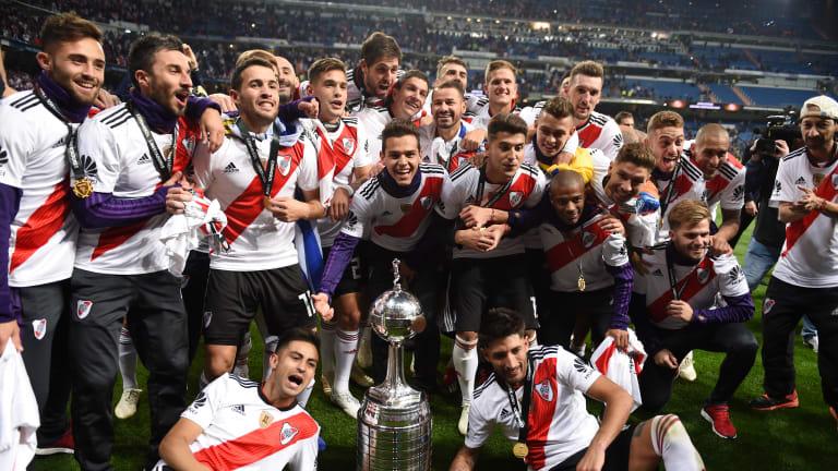 Na prorrogação, River supera Boca e conquista no campo a Libertadores - Crédito: Getty Images