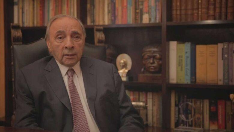 Morre o empresário Ueze Zahran, fundador da TV Morena - Crédito: TV Morena/REPRODUÇÃO