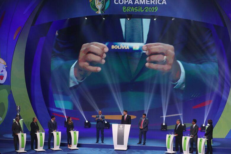 Brasil não pode esperar facilidade diante de Bolívia, Venezuela e Peru - Crédito: EBC