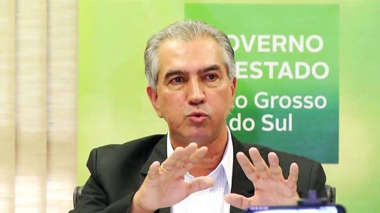 Reinaldo Azambuja vai definir com o presidente do bloco e traçar pautas prioritárias para 2019 - Crédito: Divulgação