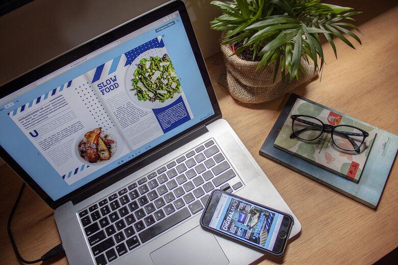 O Progresso lança sua primeira revista digital, a DigitalMag - Crédito: Pedro Rocha