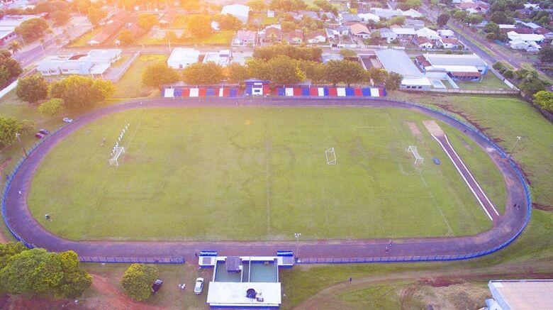 Estádio Municipal Cacildo Candido Pereira (Toca do Urso) - Crédito: Divulgação