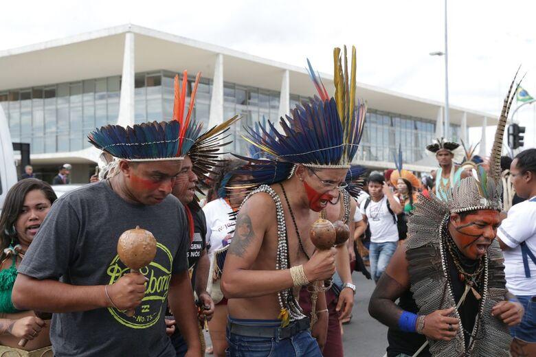 Ministério da Agricultura fica responsável por demarcar terra indígena - Crédito: Arquivo