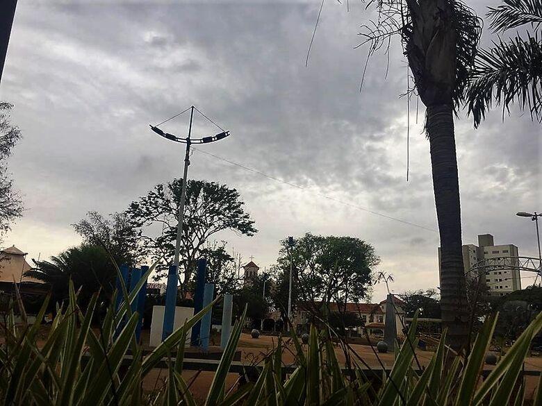 Nebulosidade e chuva isolada predominam em Mato Grosso do Sul - Crédito: Arquivo