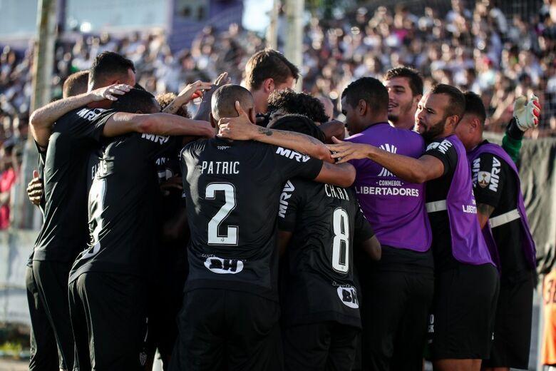 Atlético vai em busca da classificação na terceira fase da Libertadores - Crédito: Bruno Cantini/Atlético-MG