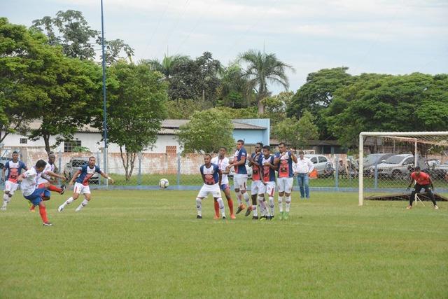 Sete entrou na zona de classificação com a segunda vitória seguida - Crédito: Neco Rocha/TV Sobrinho MS