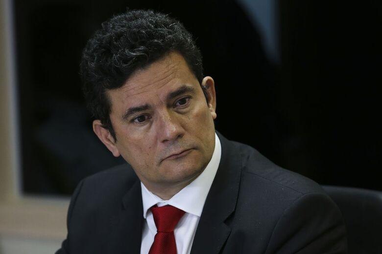 Ministro Sérgio Moro - Crédito: Divulgação