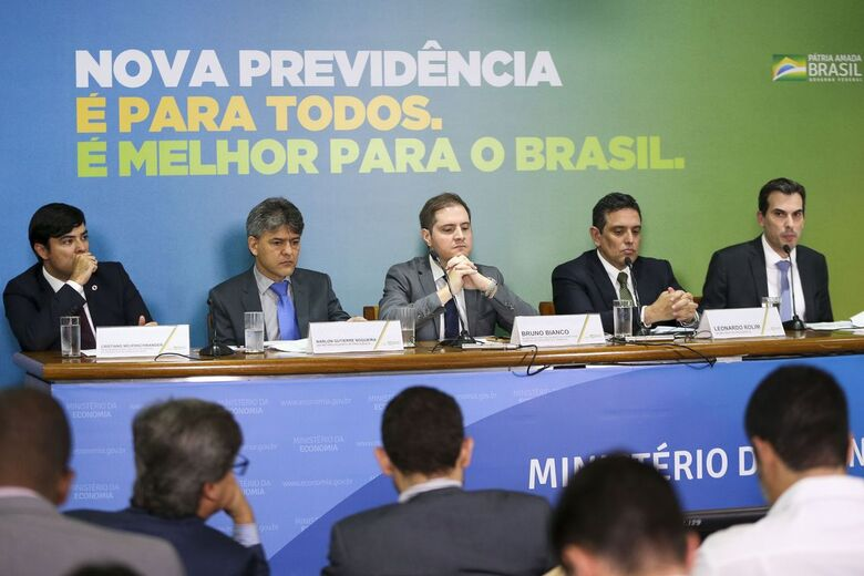 Entenda as regras de transição previstas na reforma da Previdência - Crédito: Marcelo Camargo/Agência Brasil