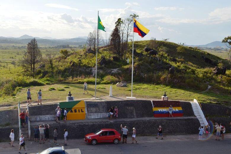Fronteira será fechado a partir desta quinta-feira - Crédito: Divulgação