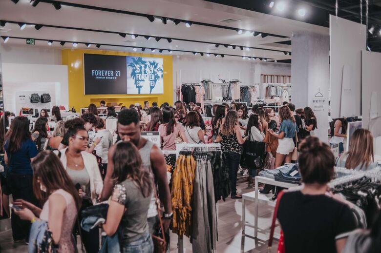 Shopping Bosque dos Ipês abre 26 novas lojas em 2018 - Crédito: Divulgação