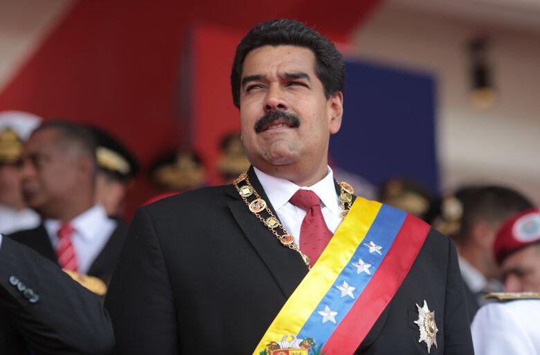Maduro segue no comando da Venezuela - Crédito: Divulgação