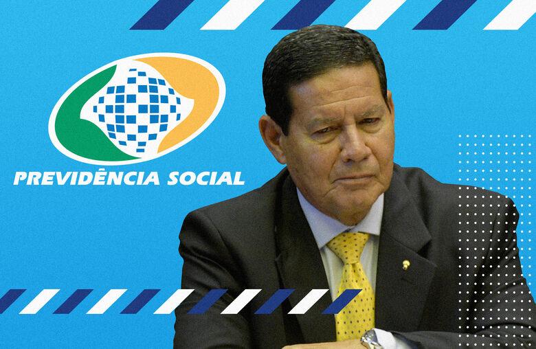 A reforma da Previdência é o tema da reunião ministerial desta terça-feira, 5 - Crédito: Pedro Rocha