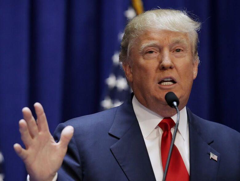 Presidente dos Estados Unidos prometeu construir o muro - Crédito: Divulgação
