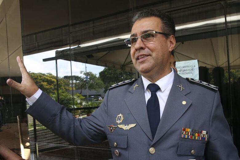 Presidente da Frente Parlamentar de Segurança Pública, deputado Capitão Augusto - Crédito: Valter Campanato/Agência Brasil