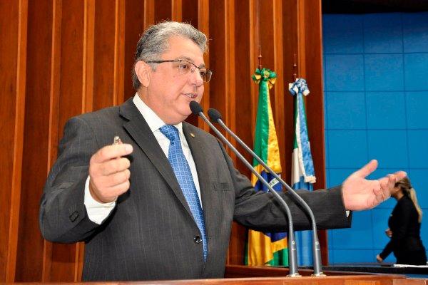 Evander Vendramini quer apurar o destino dos recursos públicos da FFMS - Crédito: Luciana Nassar/Alms