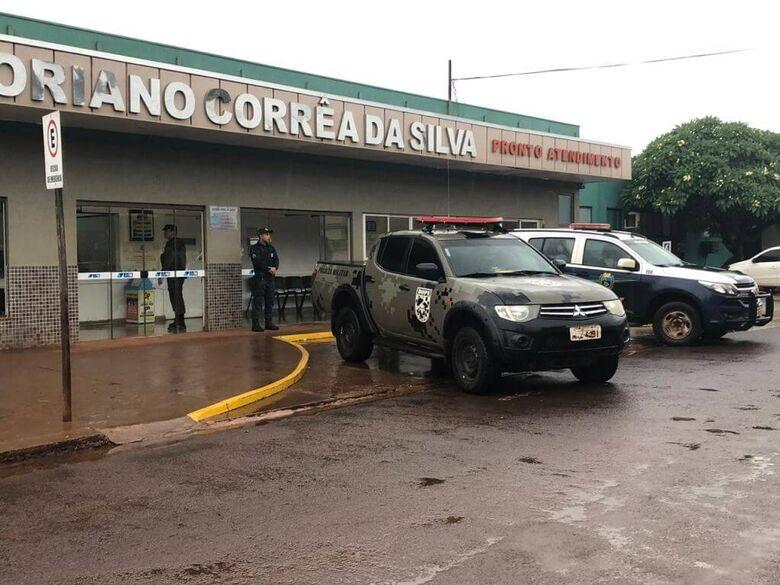 Homens chegaram a ser socorridos, mas morreram no hospital - Crédito: Robertinho/Maracaju Speed